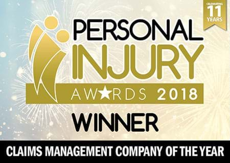 Claims Management Company of the Year 2018